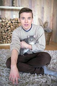прелестные кошки от классных парней